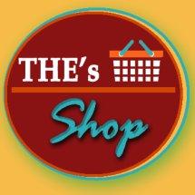 Logo THE's Shop