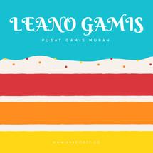 Gamis murah Leano