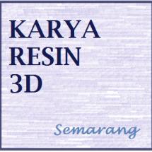 Karya Resin 3D