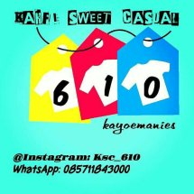 Kahfi Sweet Casual.610
