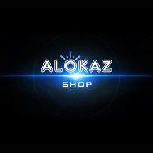 Logo ALOKAZ SHOP