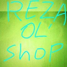 Reza Galeri online shop