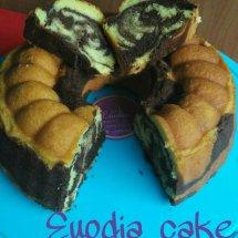 Logo Euodia Cake & Cookies