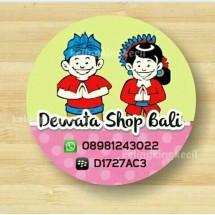 Logo Dewata Shop Bali