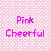 Logo Pink Cheerful