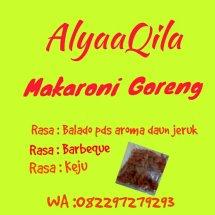 AlyaaQila makaroni