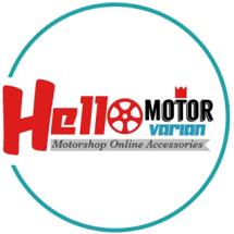 Logo Hello varian motor