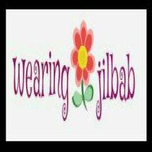 wearing jilbab