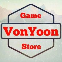 Logo VonYoon Game Store