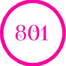Kosmetik801 Logo