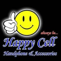 Logo HAPPY CELL mobile shop