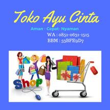 TokoAyuCinta Logo