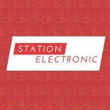 Logo station electronic