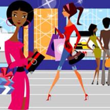 Rin's shopping