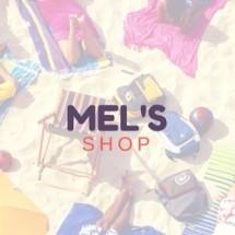 Logo mel's_shop