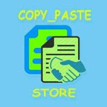 Copy_paste store