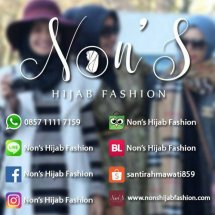 Logo Non's Hijab Fashion