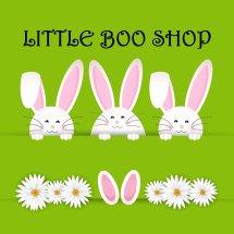 Logo Little Boo Shop