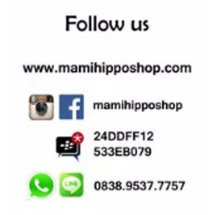 Logo mamihipposhop