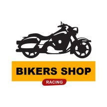 Logo Bikers Shop Racing