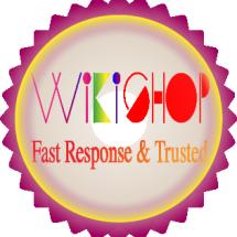 Logo Wiki Shop