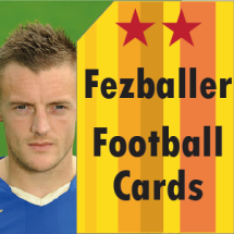 Fezballer Football Cards