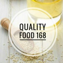 Logo Quality Food 168