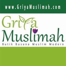 Logo Griya Muslimah Store