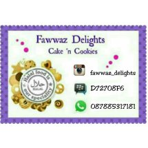 Logo Fawwaz Delights