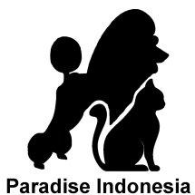 Logo Paradise petshop