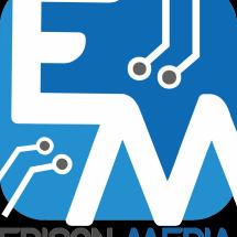 Logo EDISON MEDIA
