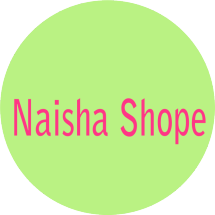 Logo naisha shop