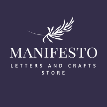 Logo Manifesto letters&crafts