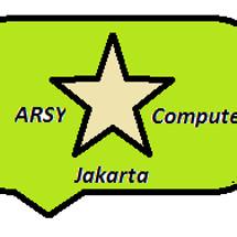 Logo ARSY Computer Jakarta