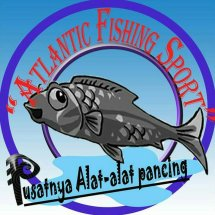Logo Atlantik Fishing Sport