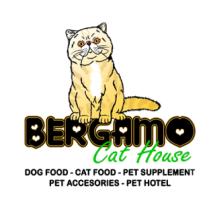 Logo Bergamo Cat House
