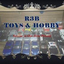 R3B Toys & Hobby
