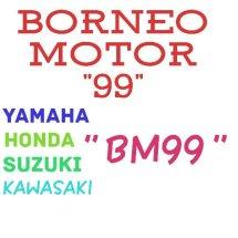 Logo Borneo Motor 99