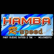 Logo Hamba r speed