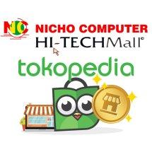 Logo Nicho Computer Surabaya