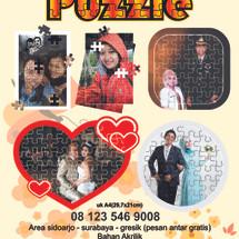 Puzzle picture kreatif