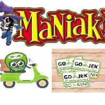 Logo Maniak acc Bekasi
