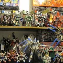 Hobby Gundam