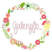 Lullaby Flower Crown Logo