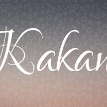 Kakane