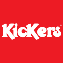 kickers leather Logo