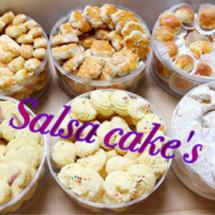 Salsa cake