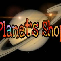 Planet's Shop