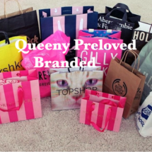 Queeny Preloved Branded