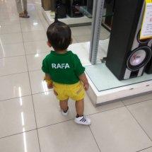 Rafa Pratama fashion